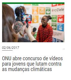 Concurso da ONU 2017