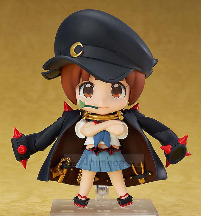FIGURA MAKO MANKANSHOKU Fight Club-Spec Two-Star Goku Uniform Ver. NENDOROID Kill la Kill