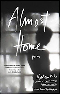 Review and GIVEAWAY - Almost Home: Poems, by Madisen Kuhn {ends 10/23}