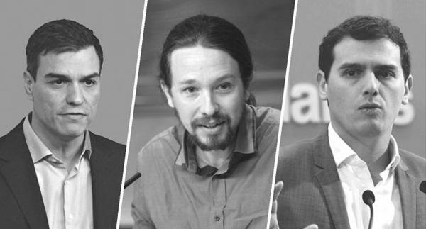 Mientras Rajoy persevera, Sánchez divaga y sus barones conspiran