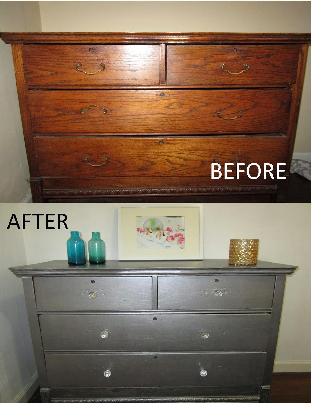 diy antique dresser makeover falon loves life. Black Bedroom Furniture Sets. Home Design Ideas