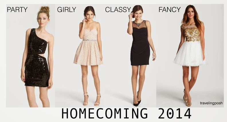 You can also find the latest images of the homecoming dress ideas in the gallery below   sc 1 st  Fashion Wallpaper & Traveling Posh: Homecoming 2014 Dress Ideas + My Outfit | Fashion ...