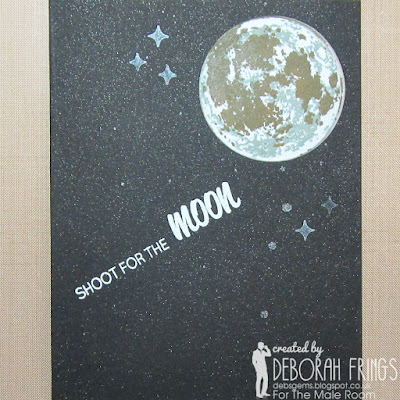 Shoot for the Moon - photo by Deborah Frings - Deborah's Gems