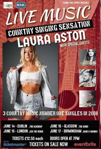 "cf99f00acde6c The extraordinarily talented Laura Aston has produced a breath taking new  album  ""The Covers Collection . Paying tribute to the songs that helped her  rise ..."