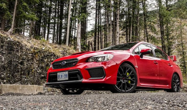 2019 Subaru WRX Rumors