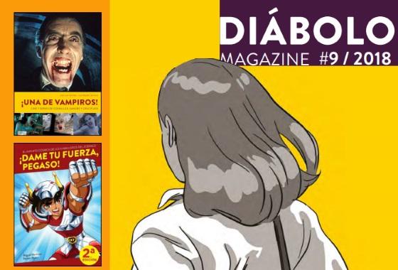 Diábolo Ediciones: Novedades de Septiembre 2018