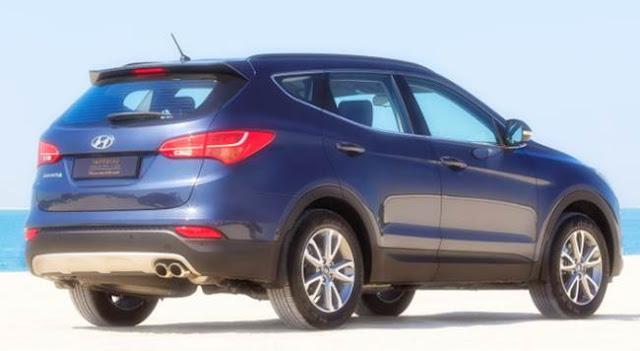 2018 Hyundai Santa Fe Redesign