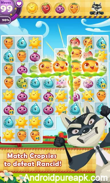 Farm Heroes Saga Apk Download Mod+Hack