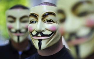 El proximo 5 de Noviembre, Anonymus quiere acabar con Facebook