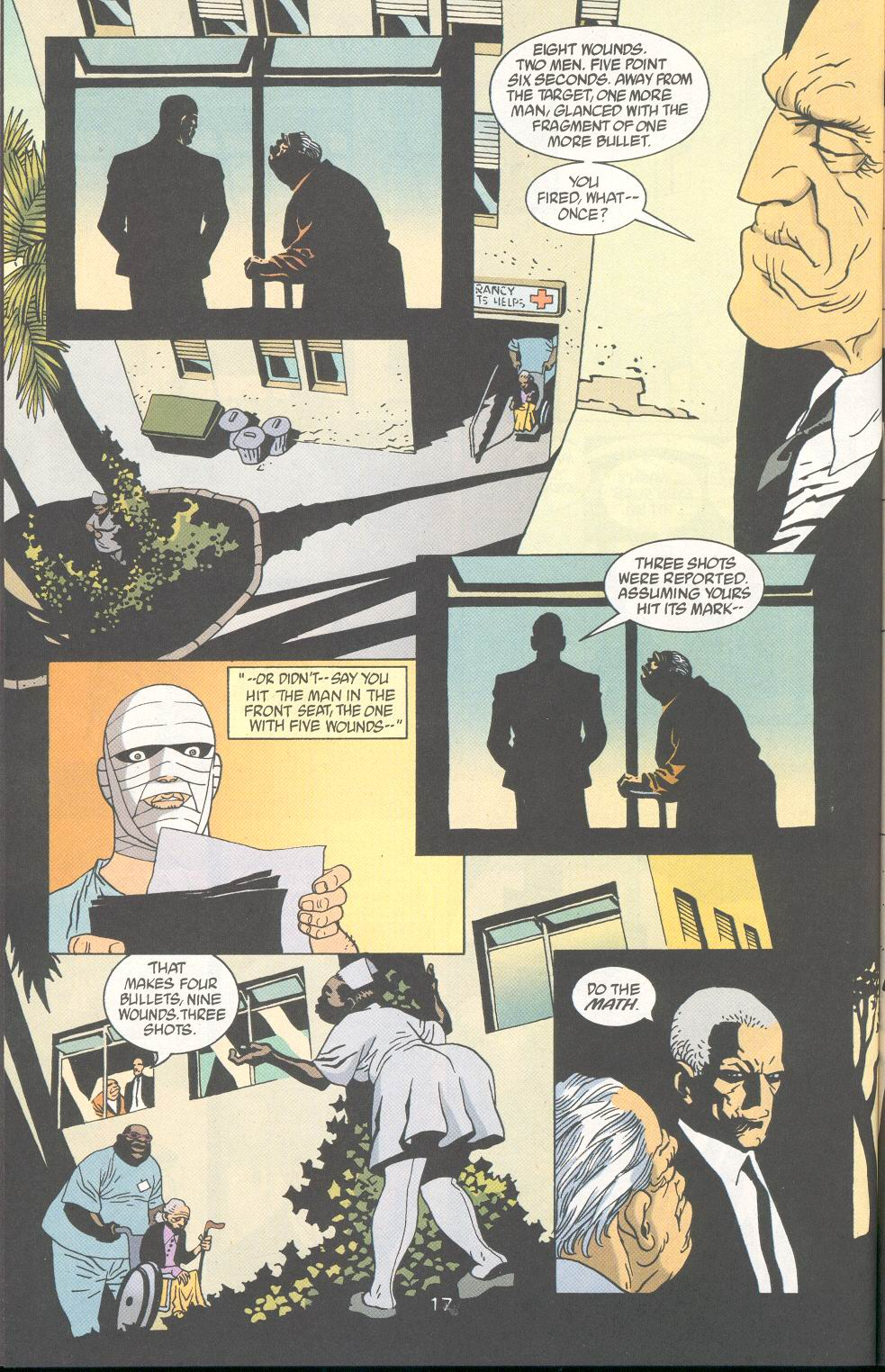 Read online 100 Bullets comic -  Issue #27 - 19