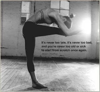 It is Never Too Late to Get Fit