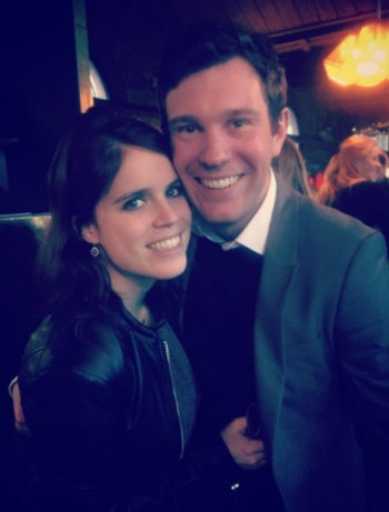 Royal Family announces that Princess Eugenie is engaged to Jack Brooksbank, wedding to hold in Autumn 2018