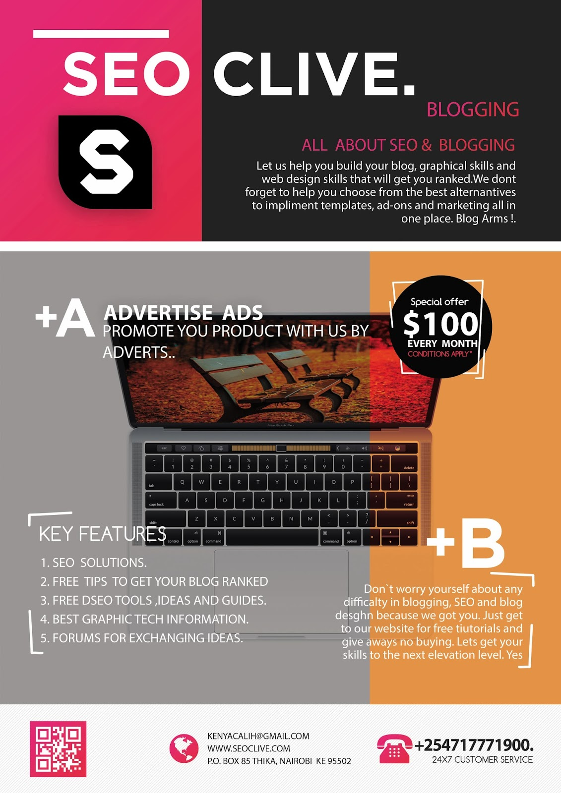 Advertise - Seo Clive