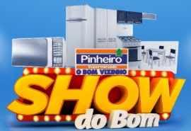 Promoção Pinheiro Supermercados 2018 Show do Bom 33 Cozinhas Completas