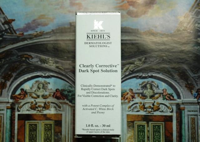 Kiehl's Clearly Corrective Dark Spot Solution (bellanoirbeauty.com)