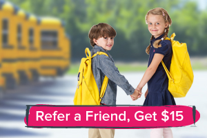 Back to School Clothing Savings