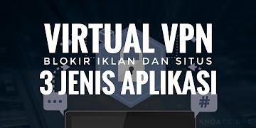 3 Aplikasi Virtual VPN Android Terbaik Berbasis Hosts Lokal