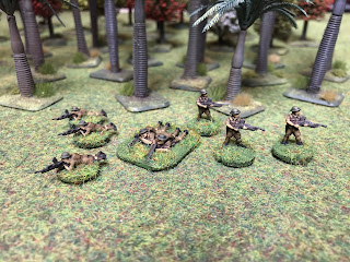 15mm British Bren Gunners for Malaya