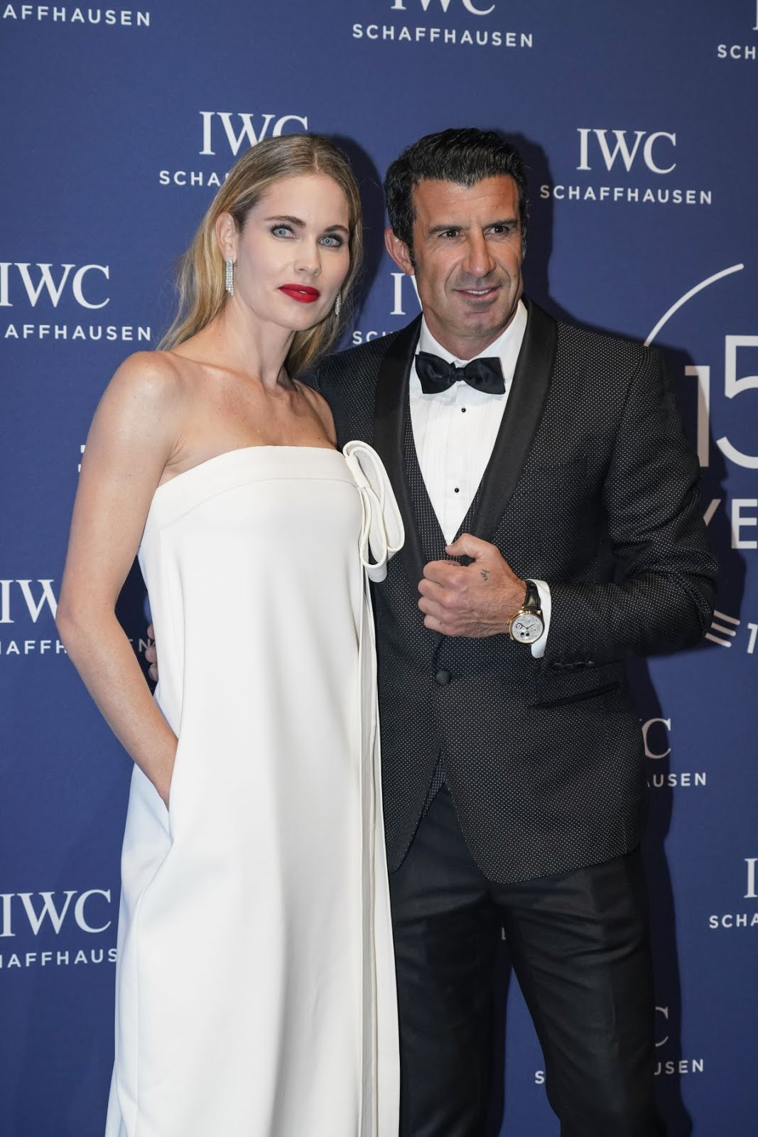 Swedish model Helen Svedin At IWC Schaffhausen Gala At Sihh 2018 in Geneva 2018