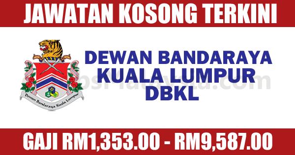 Dewan Bandaraya Kuala Lumpur DBKL