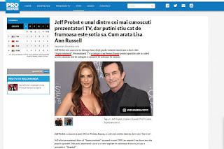 Erori flagrante în articolul Pro TV din 28 iunie 2016