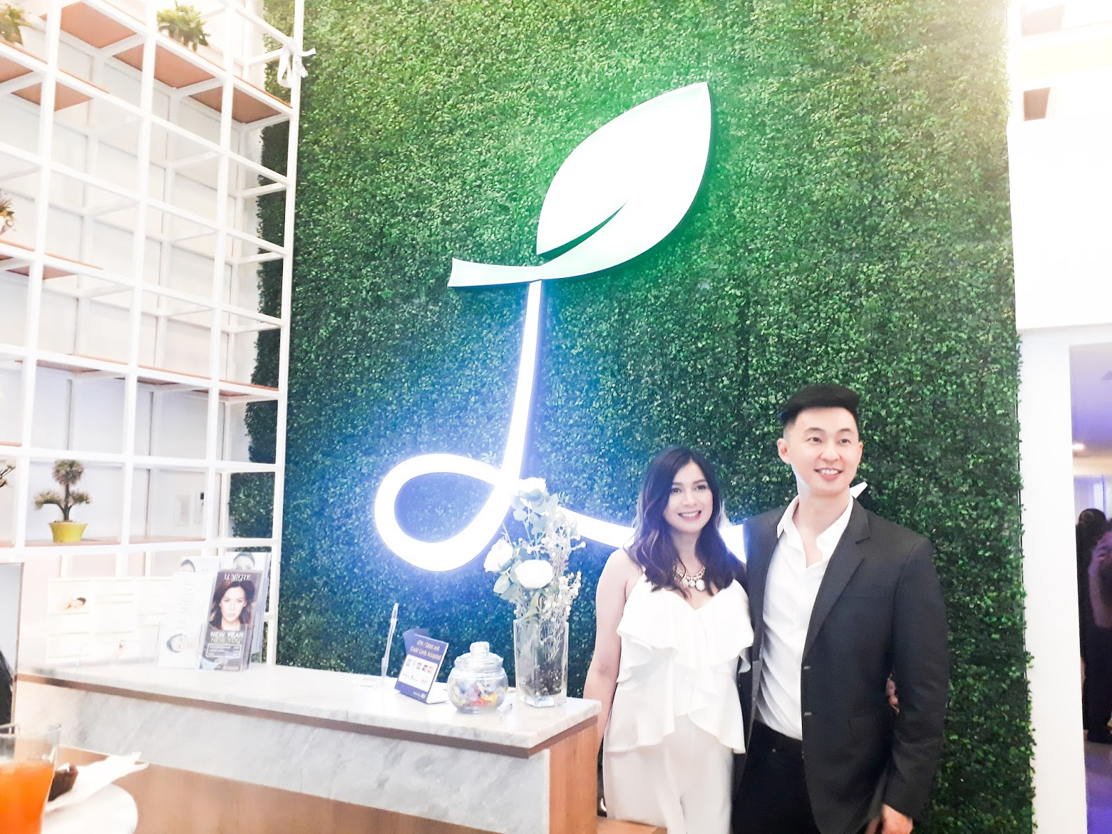 Lumiere skin spa opens at uptown bgc sweet confessions - Lumiere salon ...