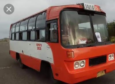 Bus Kota Jogja Jaman Dulu