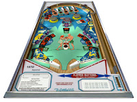 Gottlieb, 1970: Aquarius Pinball