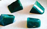 Imperial jade pieces
