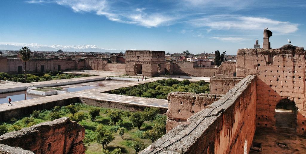 Warisan Peradaban Islam di Marrakesh, Maroko