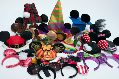 Disney Limited Magic Ear Hats (David Roark, photographer)