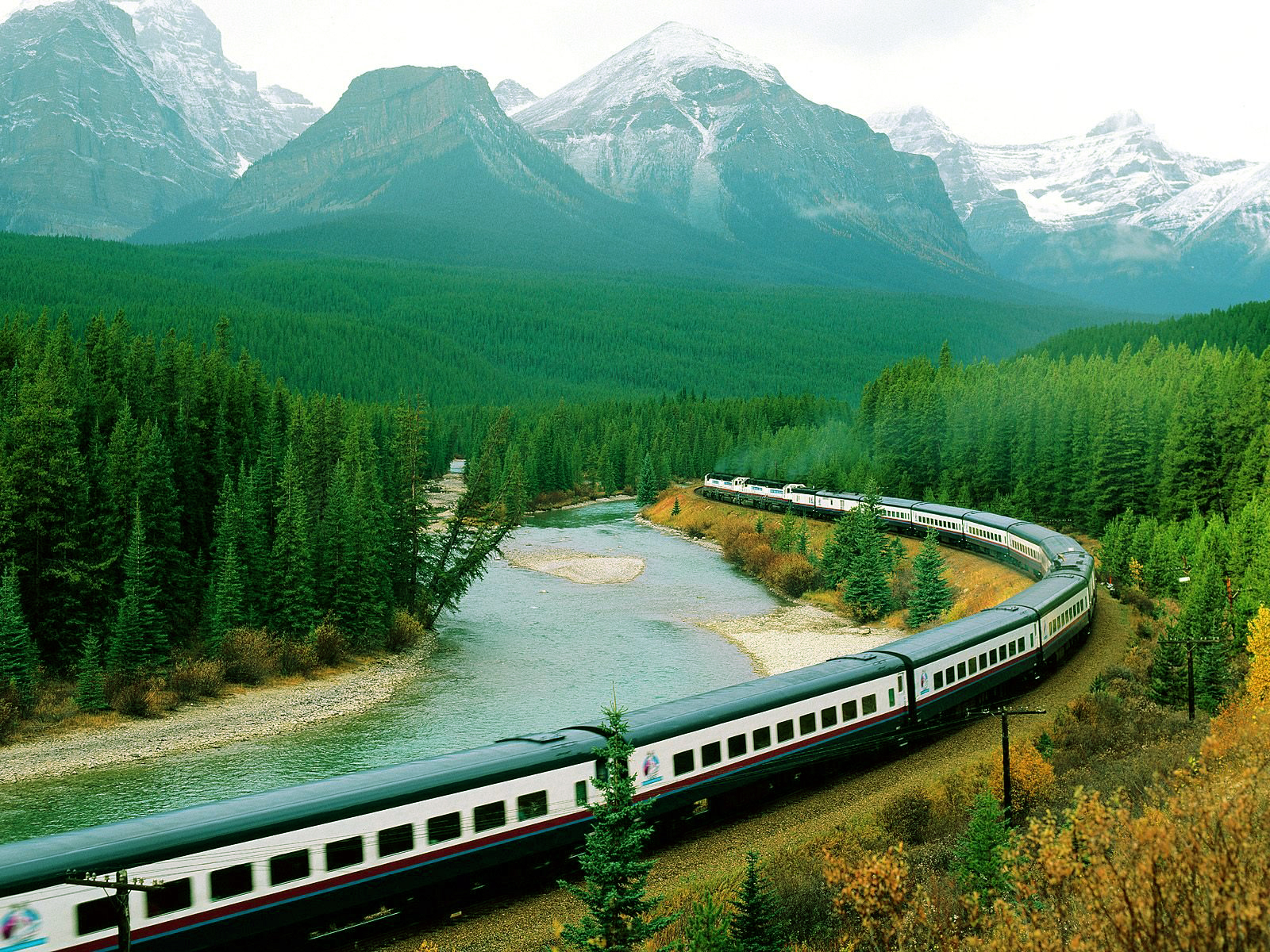Top 45 Most Beautiful And Fabulous Train Wallpapers In HD
