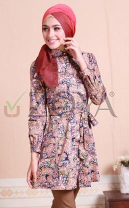 Model Baju Batik Zoya
