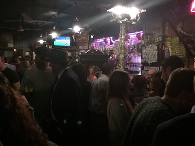 The Packed Pub -  O'Donoghue's.