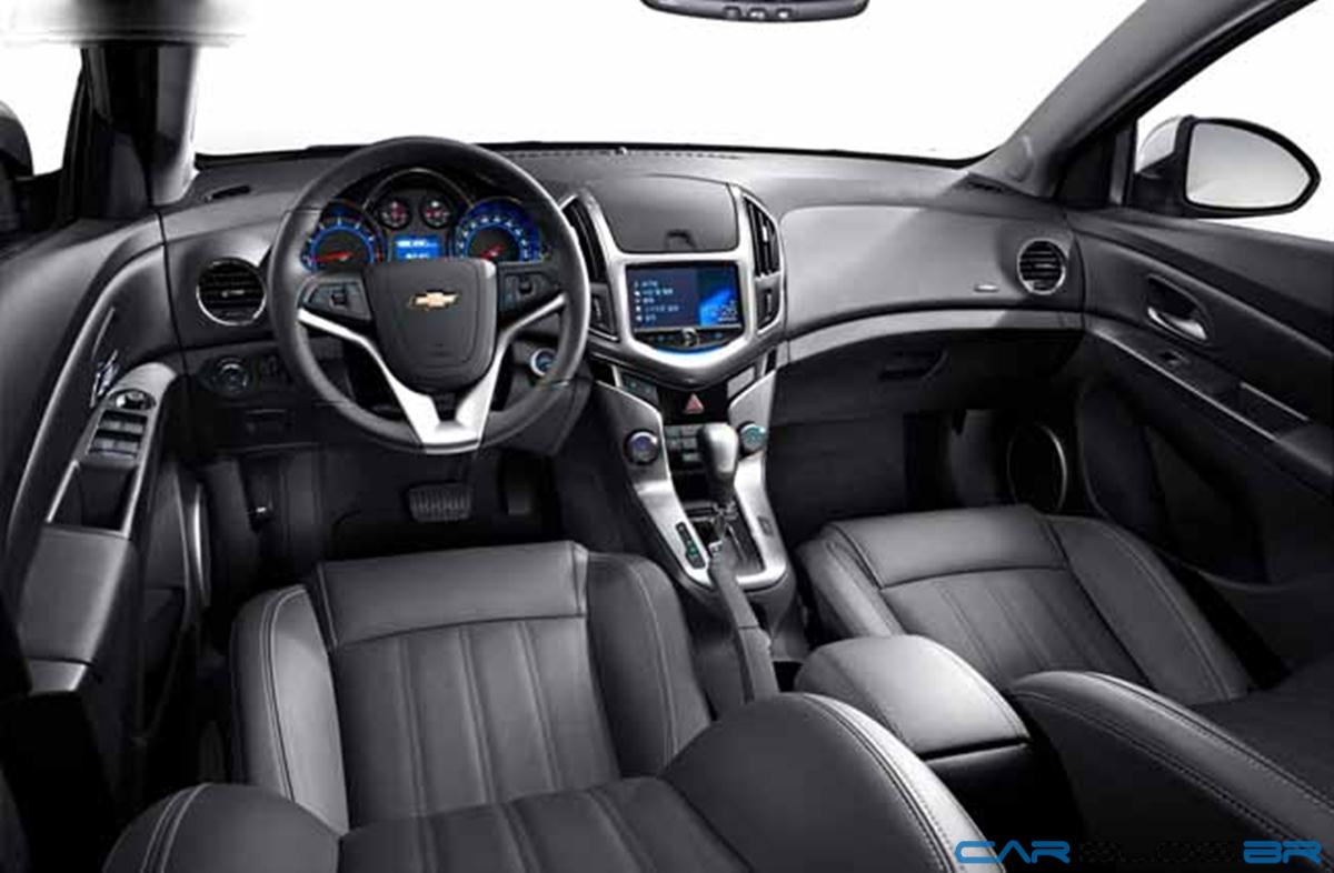 Car Picker Chevrolet Cruze Interior Images