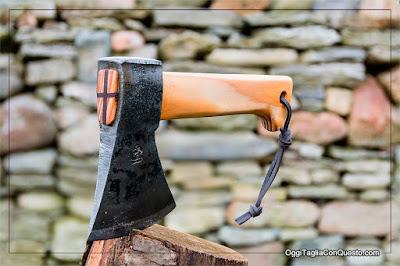 My mini axe