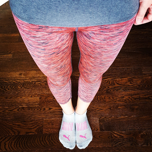 RBX Space Dye Leggings for only $20-$25 (reg $58)