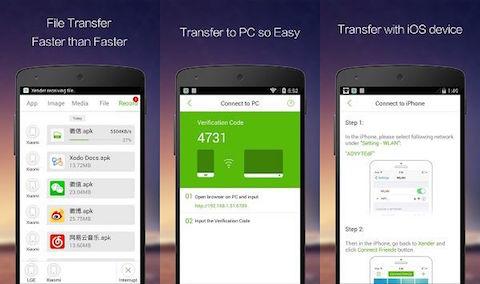 Mengirim File dengan Cepat di Android dengan mudah