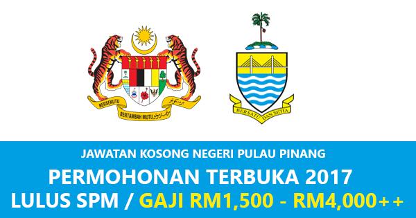 Jawatan Kosong Terkini di Pulau Pinang