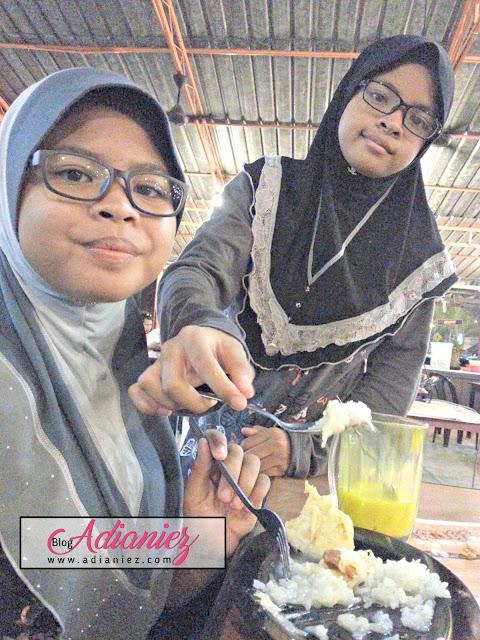 Pulut Durian, Wakaf Che Yeh, Kelantan