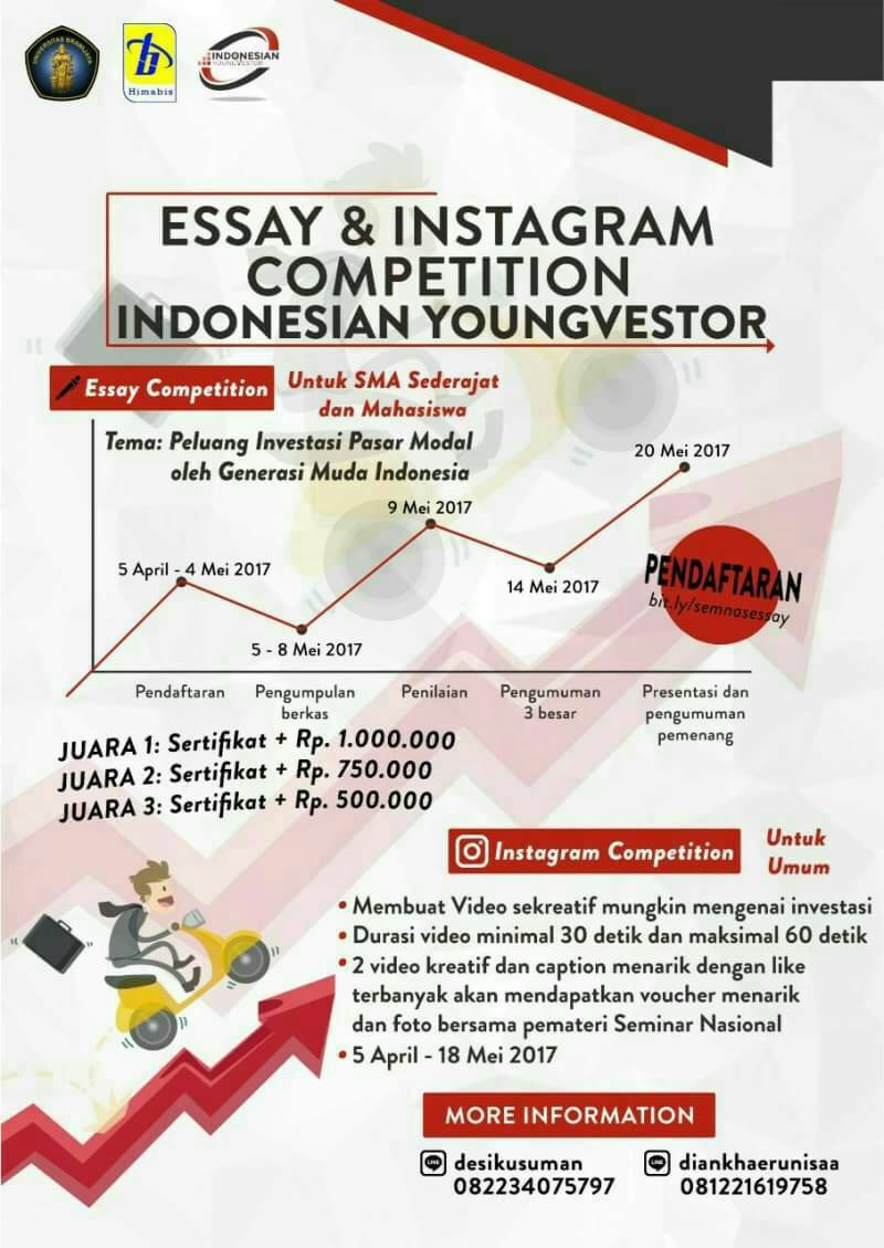english essay competitions
