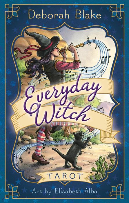 Review Of Everyday Witch Tarot Deck Tabitarot
