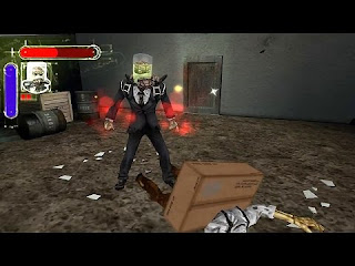 download Dead Head Fred (Europe) Game PSP For Android - www.pollogames.com