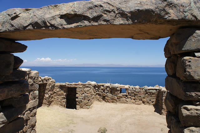 Sightseeing in Bolivia: Isla del Sol