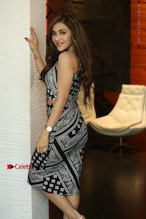 Telugu Actress Angela Krislinzki Latest Pos in Short Dress  0084.JPG