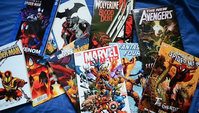 Image: Superhero Comics, by Ralph Leonard Poon on Pixabay