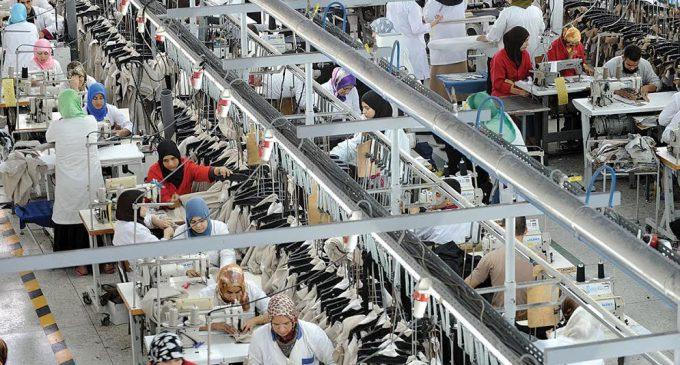 قطاع النسيج يحقق أرقاما إيجابية خلال 2017 بفضل الصادرات