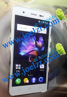 Firmware Lava Iris 50 MT6580