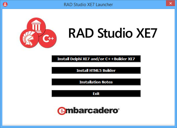 Delphiers Blog: Embarcadero RAD Studio XE7 Update 1 +