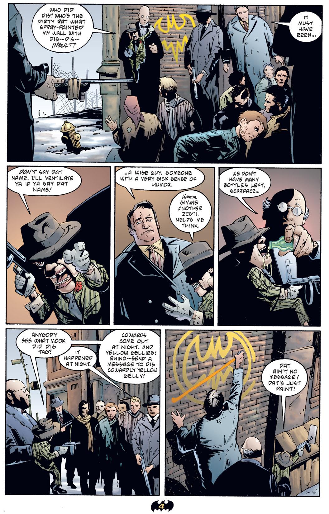 Detective Comics (1937) 730 Page 4